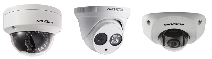 HIKVISION_Dome_Cam